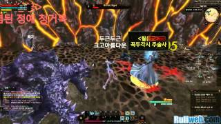 レジェンドオブソウルズ 韓国CBT1 映像