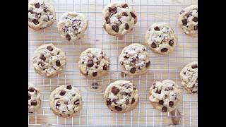 [레시피] 촉촉한 홈메이드 초콜릿 칩 쿠키