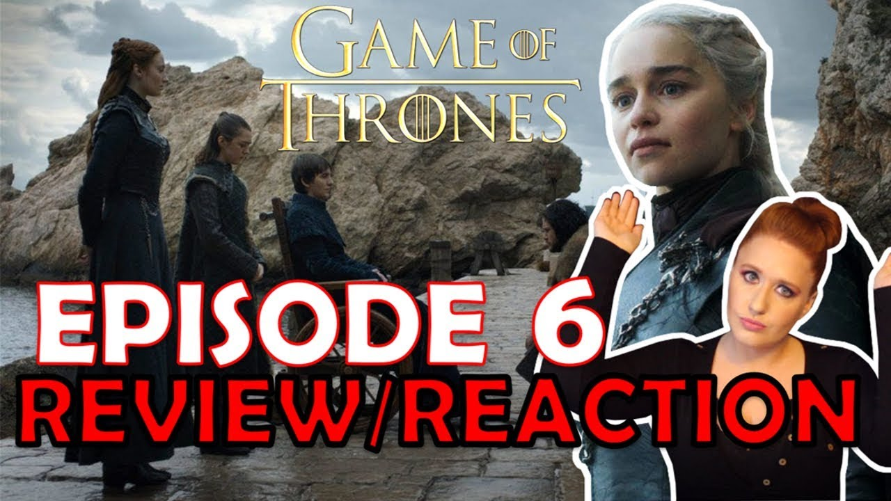 Download Episode 6 Review/Reaction (Game of Thrones Season 8 Finale)