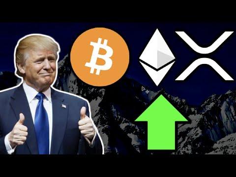 PRESIDENT TRUMP'S BITCOIN CRYPTO BUDGET - France Central Bank CBDC Ethereum & XRP 7
