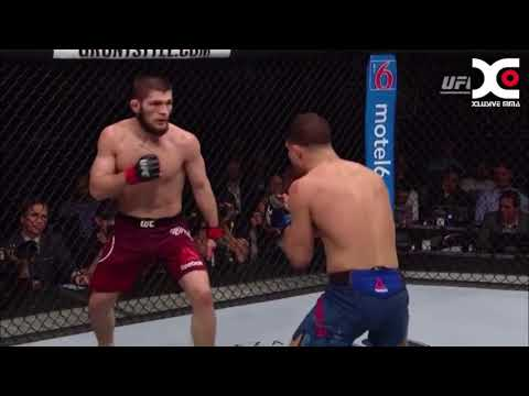 UFC 223: NURMAGOMEDOV vs. LAQUINTA / All Fights
