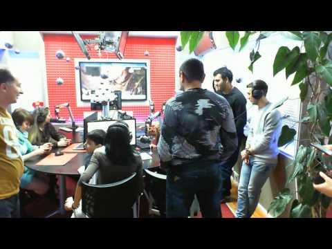 Radio Aurora 100.7 FM.  Новогодняя ночь  2015