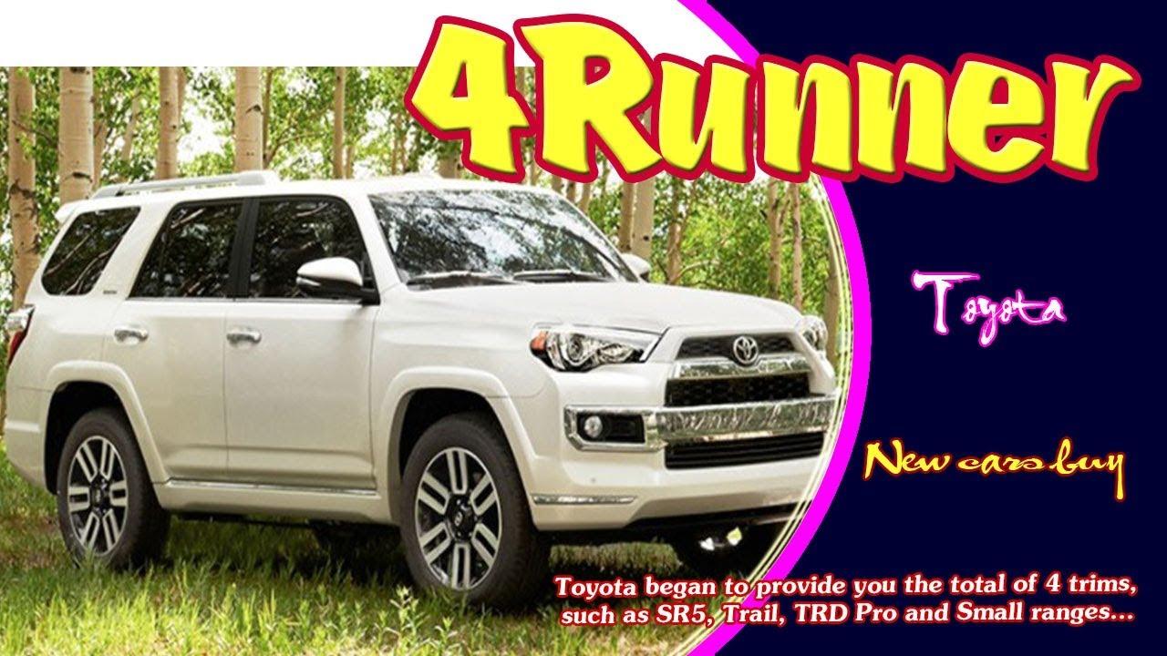 2021 Toyota 4runner 2021 Toyota 4runner Trd Pro 2021 Toyota