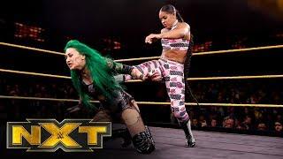 Shotzi Blackheart vs. Bianca Belair: WWE NXT, Dec. 25, 2019