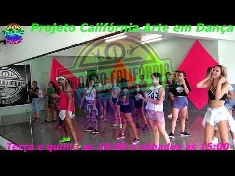 Ta tum tum - Kevinho e Simone & Simaria  RITMOS Projeto Califórnia Arte em Dança