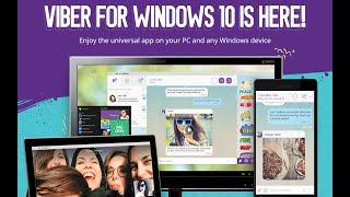 رسميا فايبر تطلق تطبيقها العالمي لنظام ويندوز 10 موبايل - أخبار ترايدنت التقنية