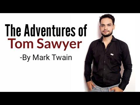 The Adventures Of Tom Sawyer In Hindi Novel By Mark Twain Summary Explanation