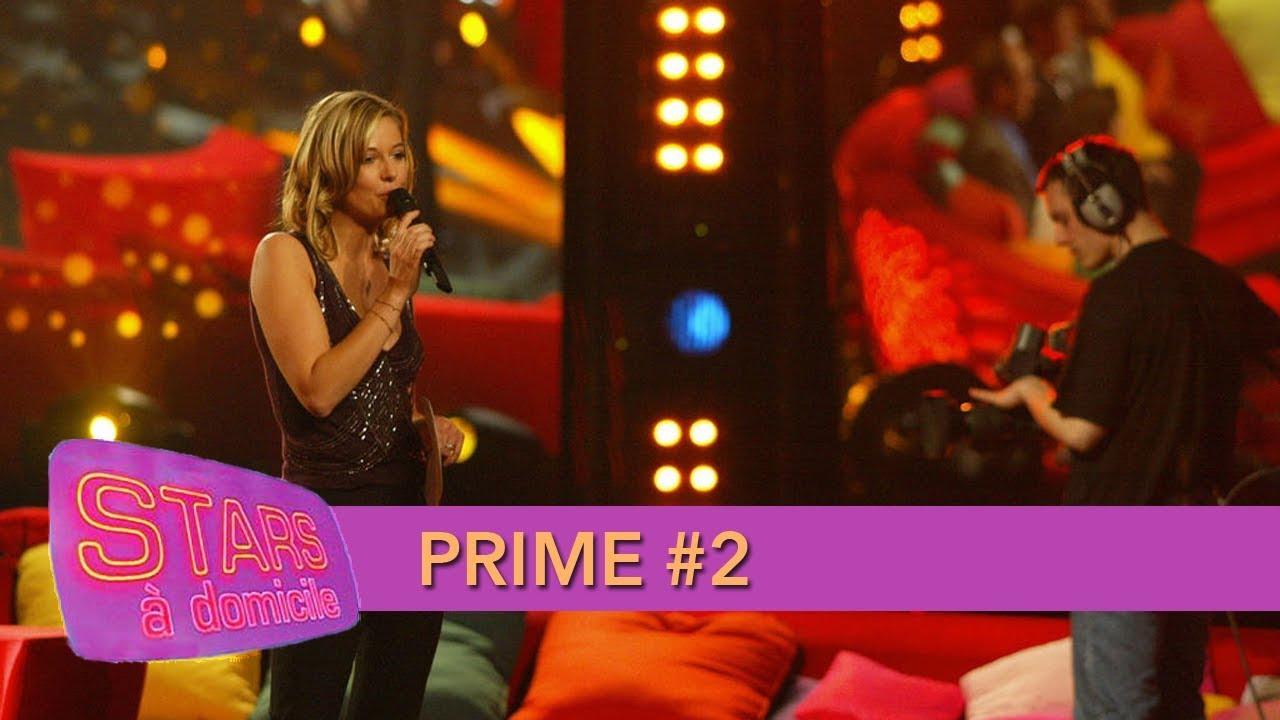 "01/06/2001 - Alizée dans ""Stars à domicile"""