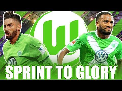 DIE WÖLFE GEWINNEN DIE CHAMPIONS LEAGUE !! 😱🏆 | FIFA 17: VFL WOLFSBURG SPRINT TO GLORY KARRIERE