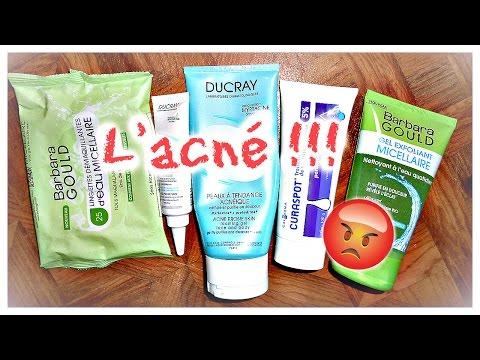 L'acné: mon histoire, mes solutions