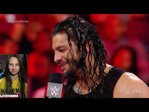 WWE Raw The Shield wants The New Day