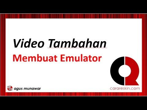Cara Membuat Emulator Android Studio