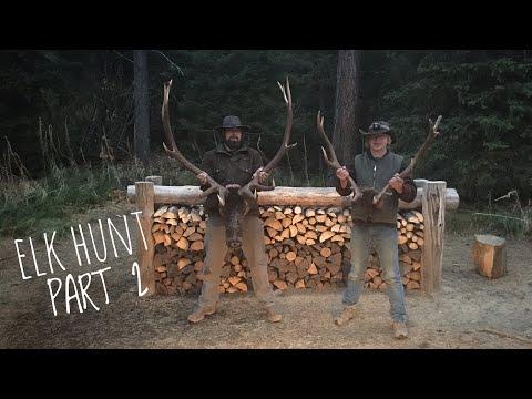 Sucessful Montana Elk Hunt Behind The Scenes~Part 2