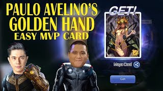 Paulo Avelino's Golden Hands PHP500k worth of MVP card? | Ragnarok Mobile SEA [EP15] - BANOOBS