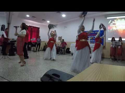 El Shaddai Praise & Worship - Abu Dhabi June 2, 2017