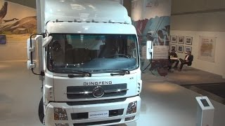 Dongfeng KR Express Delivery Vehicle (2014) Exterior and Interior in 3D 4K UHD