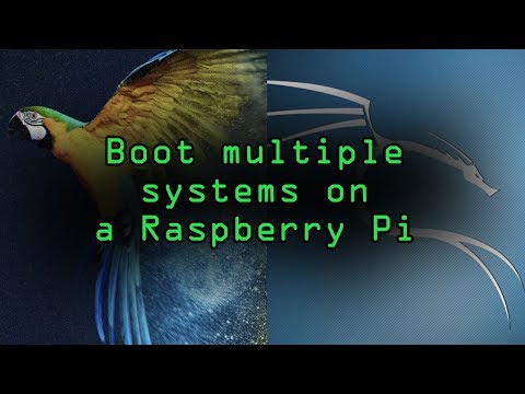 How to Boot Multiple Operating Systems on the Raspberry Pi with