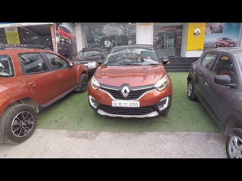 2017 Renault Captur | renault captur test drive | renault captur interior | renualt captur features