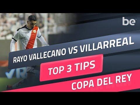 Rayo vallecano vs villarreal betting preview national anthem super bowl 2021 betting odds