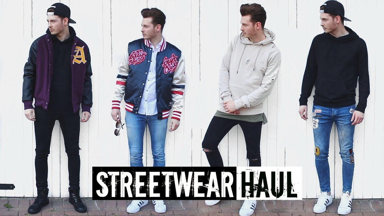 Mens Fashion Haul Spring Summer Outfits 2016 Youtube