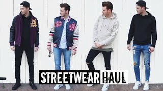 Mens Fashion Haul Spring/Summer Outfits 2016