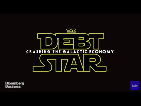 Did the Emperor Trigger a Galactic Financial Crisis?