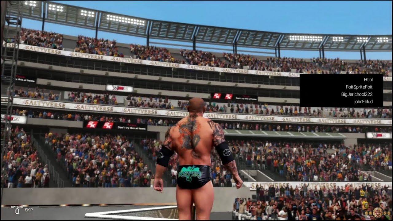 Download nL Live - WWE 2K19 Saltyverse: Season 3 Episode 6