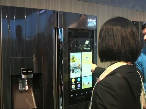 New Kitchen Tech Wows at Las Vegas Consumer Show