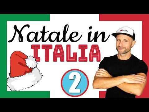 Regali Di Natale Youtube Venditti.Italian Listening Comprehension Practice Le Feste Di Dicembre