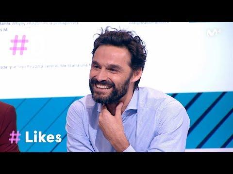 Likes: Maxi Iglesias e Iván Sánchez, inseparables LikesGuardaespaldas   0