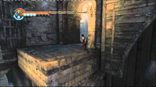 PRINCE OF PERSIA: THE FORGOTTEN SANDS (PS3) GAMEPLAY