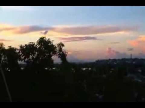 View of Venezuela From San Fernando , Trinidad & Tobago