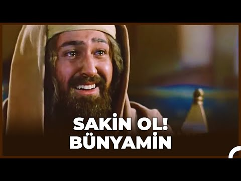 Hz Yusuf ÇAKTIRMADAN Kendini Bünyamin'e Tanıtıyor - Hz Yusuf 41. Bölüm