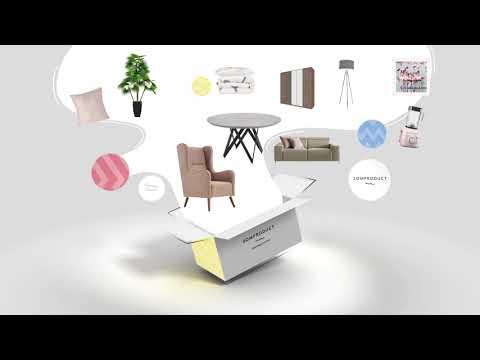 Animație Prezentare Gamă Produse - SomProduct