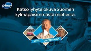 Suomen kylmäpäisin mies | Valio piimä