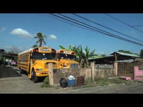 Panama marzec 2017 część 1 z 3