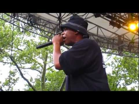 EPMD- Gold Digger @ Summerstage (Central Park), NYC