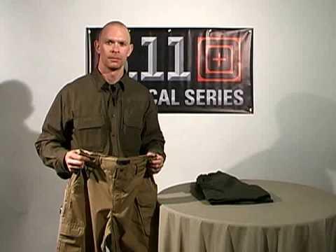 5 11 Pantalones Taclite Youtube