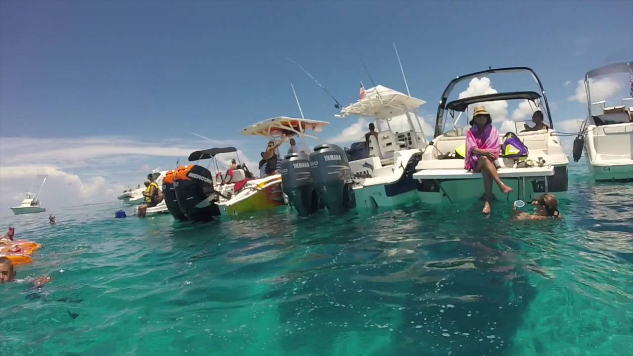 Bahamas Boating Fling