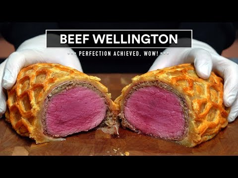 BEEF WELLINGTON on the Grill, Easy, Quick and DELICIOUS Recipe!