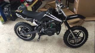 Pocket Bike 49cc Orion Viron Motors