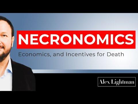 03  |  Alex Lightman Interview:  Necronomics, Economics, & Incentives For Death