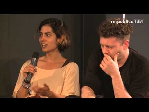 re:publica 2016 – Fishbowl: FashionTech on YouTube