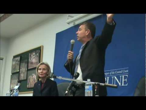 Lois Capps & Abel Maldonado - 2012 Congressional Debate, 24th District of California - 28SEP12