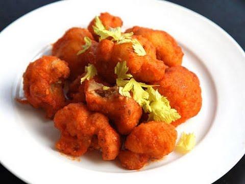سر طريقة عمل القرنبيط المقرمش مثل الفراخ البانية -  Fried Cauliflower