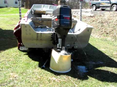1997 mercury 115 hp 2 stroke outboard boat engine motor for Yamaha outboard compression test results