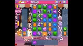 Level 725 Candy Crush Saga - No Booster
