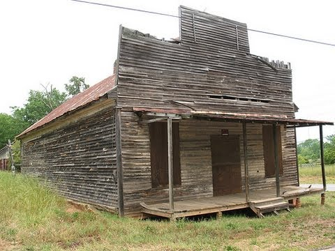 Old Nolan Store, Plantation Home, And Slave Quarters Bostwick, GA.