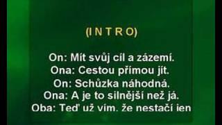 Den kdy se vrátí láska k nám - Petr Kolář, Leona Machálková