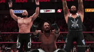 WWE 2K18, Wie Die Club-Tag Team (AJ Styles, Luke Gallows & Karl Anderson) Tutorial
